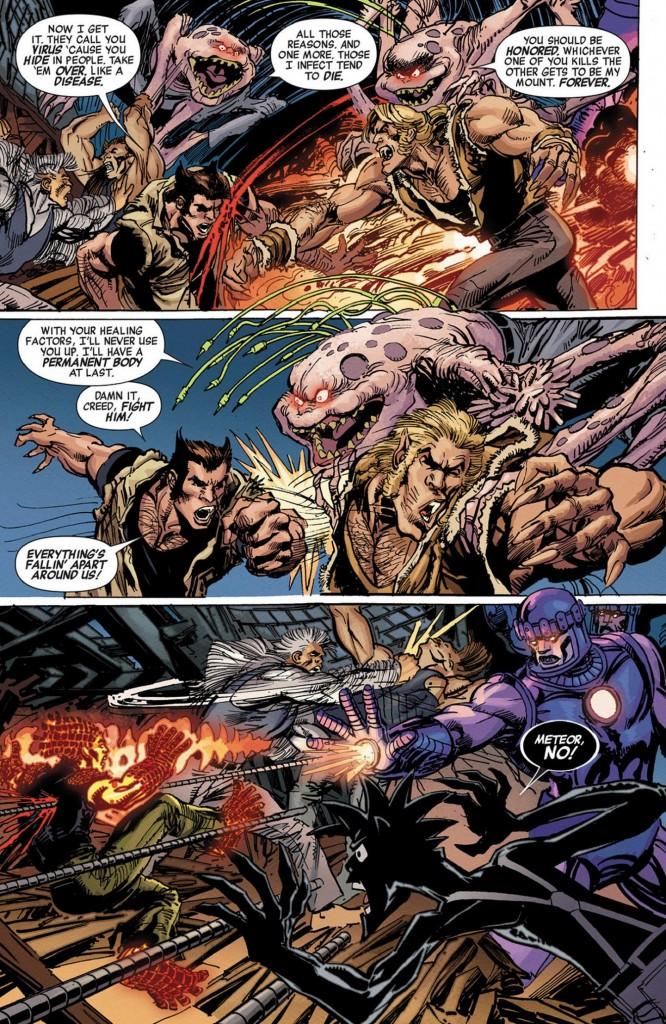 Neal Adams, First X-Men