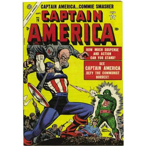 50-Captain America vs Communism