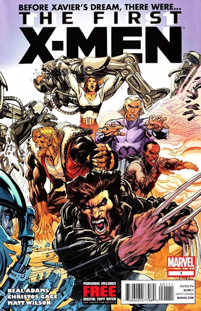 First X-Men 1 00
