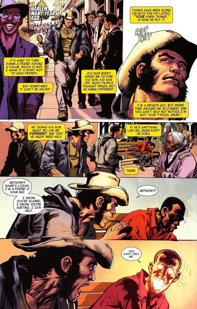 First X-Men 1 01