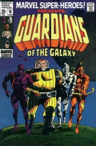 Gardiens of the galaxy